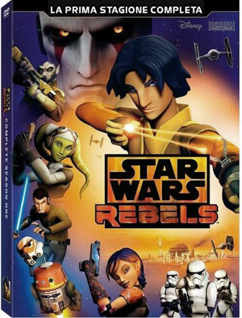 Trailer di Star Wars Rebels stagione 1!
