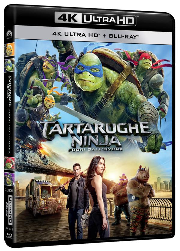 Le Tartarughe Ninja fuori dall'ombra dal 26 Ottobre!