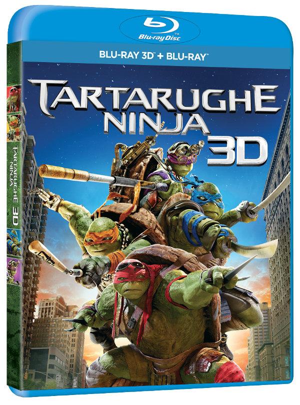 Il nuovo inizio delle Tartarughe Ninja!