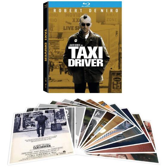 Limited Blu-Ray di Taxi driver: ci siamo!