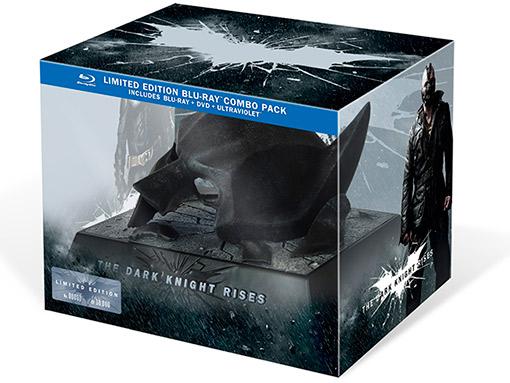 La confezione (e gli extra) del Gift Set di Batman!