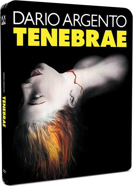 Blu-Ray di Tenebre: i contenuti!
