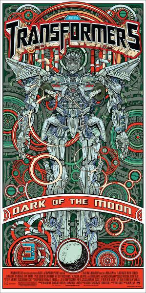 Anche Transformers 3 ha i suoi poster artistici!