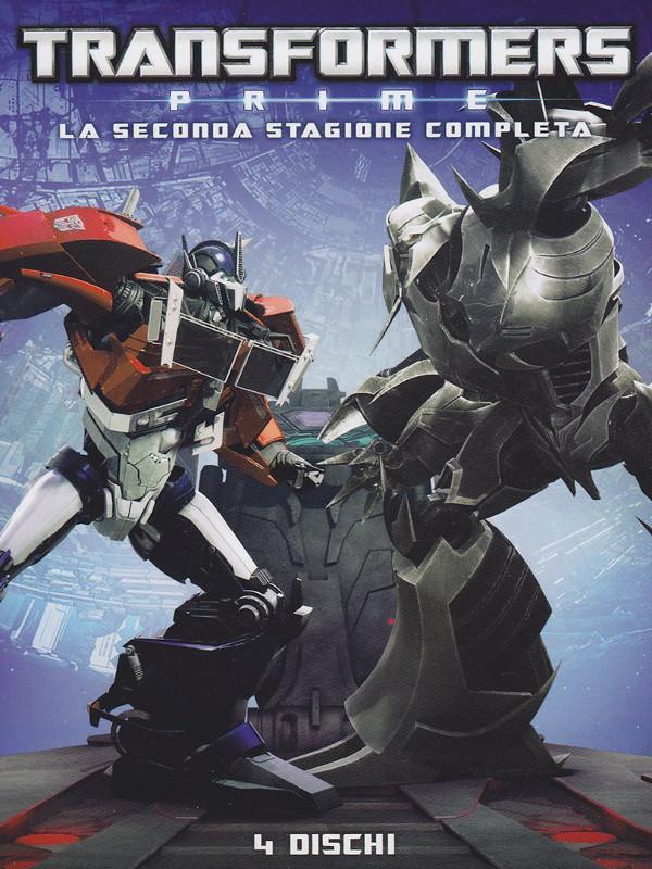 Transformers Prime all'alba della Stagione 3!
