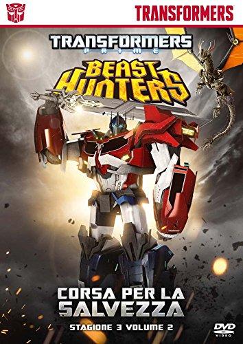 Transformers Prime finalmente completo!