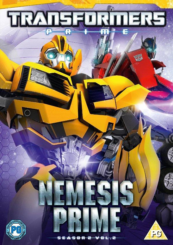 Transformers Prime: avanti con la stagione 2!