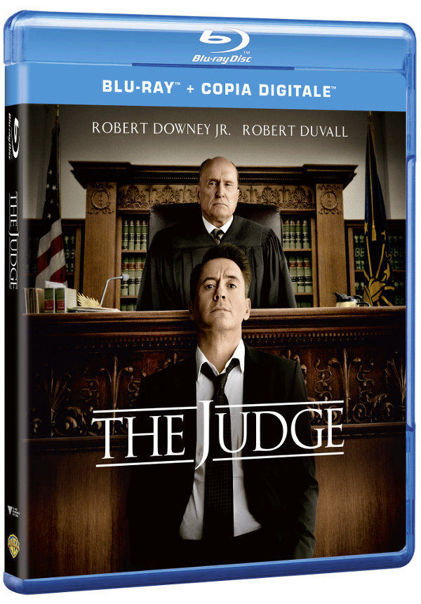 The Judge: grandi attori a confronto!