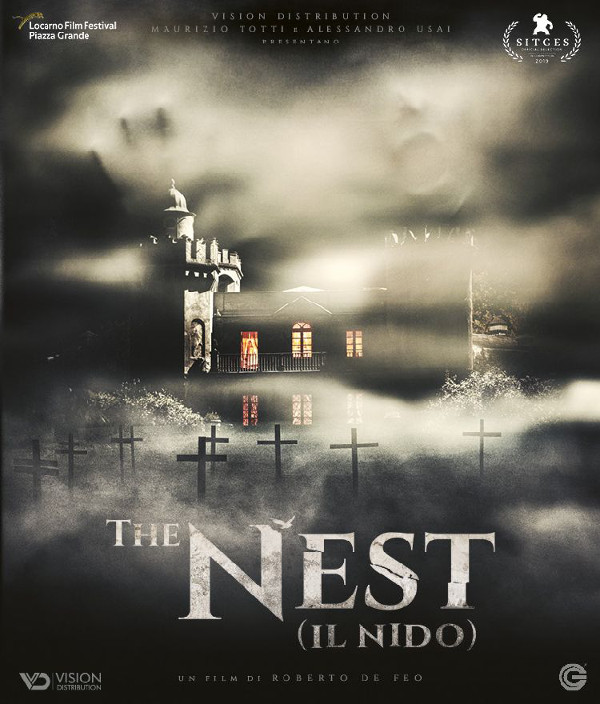 Il nido dell'horror italiano!