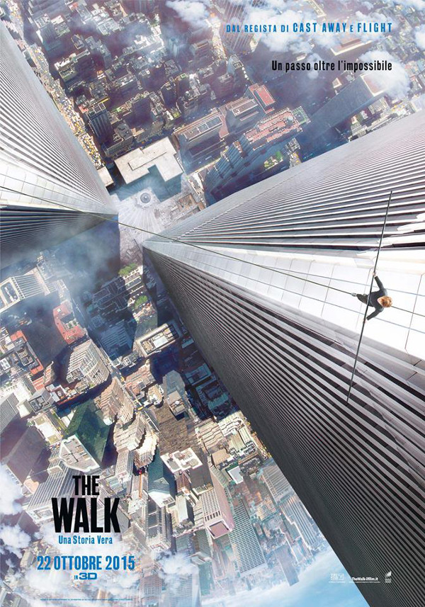 Trailer italiano per The Walk!