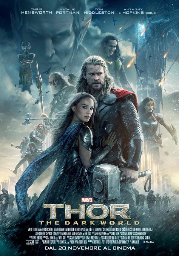 Thor contro il Dottor Who!