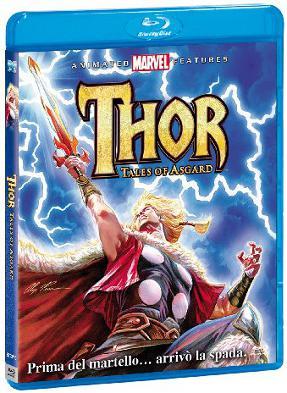 L'altro Thor, quello animato!