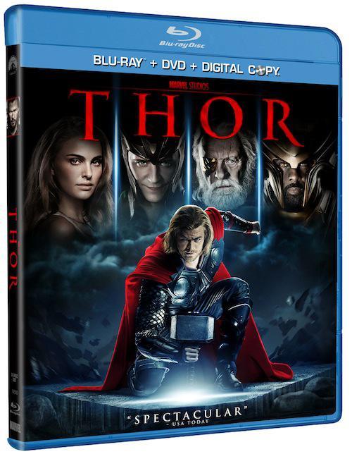 Confermato Thor dal 21 settembre!