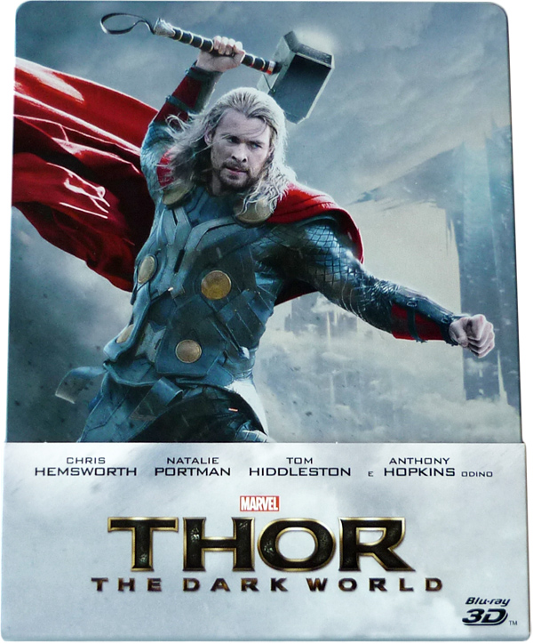 La Steelbook di Thor: The Dark World!