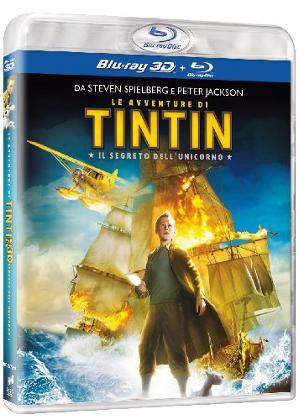 Le avventure di Tintin a tutto Blu-Ray!
