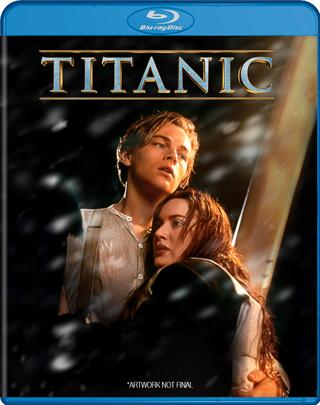 Titanic in Blu-Ray a settembre...