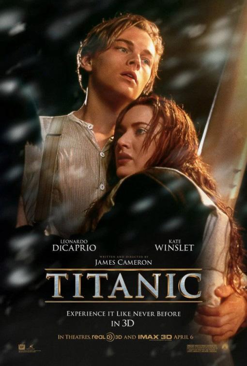 Il Titanic salpa di nuovo... in 3D