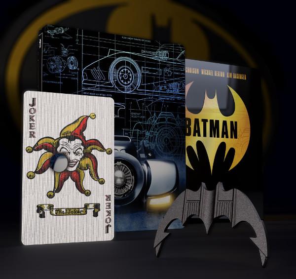 Batman Titans of Cult limited steelbook