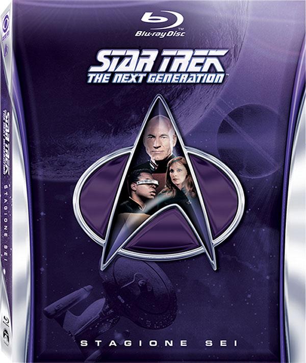 Star Trek TNG stagione 6 avrà l'italiano!