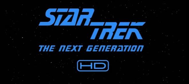 Star Trek TNG in Blu-Ray: è ufficiale!!