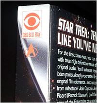 Nuova edizione per Star Trek TNG in Blu-Ray