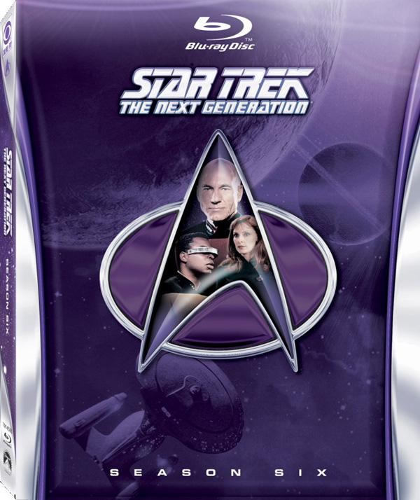 Annunciato Star Trek TNG stagione 6 in USA!!