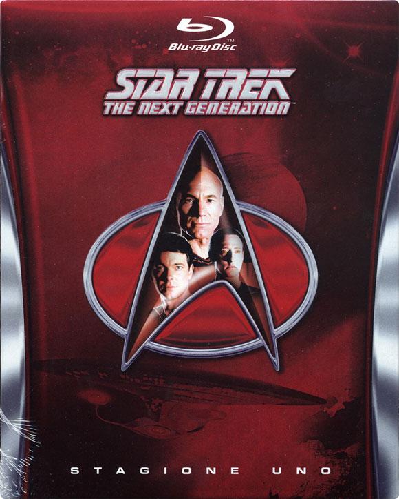 Star Trek TNG Blu-Ray: l'edizione italiana è corretta!