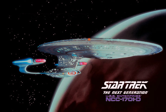 Star Trek TNG in Blu-Ray: forse nel 2012