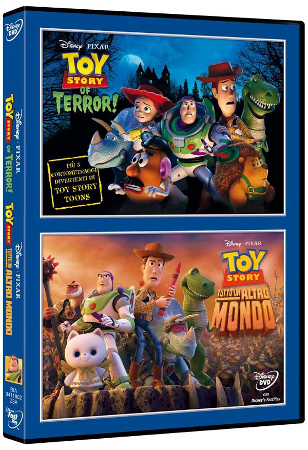 La Pixar ha ancora voglia di giocattoli!