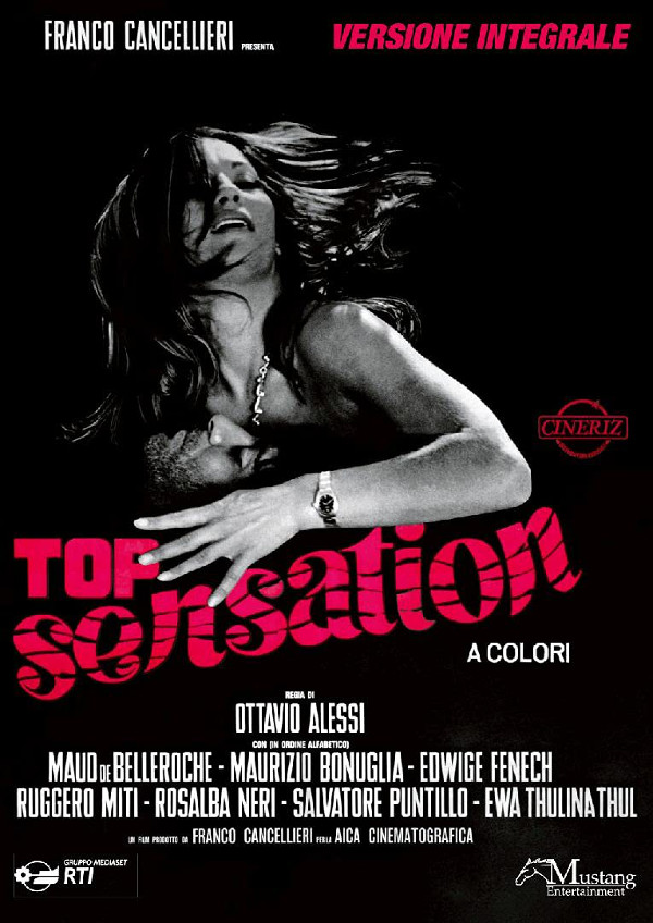 Mustang Entertainment al Top... Sensation!