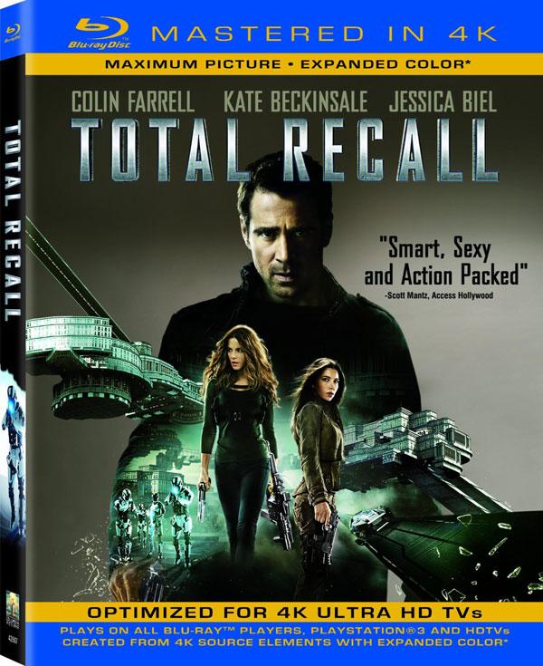 In America i primi Blu-Ray Sony Mastered in 4K!