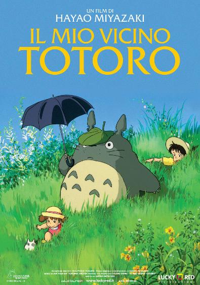 Il mio vicino Totoro di nuovo al cinema!