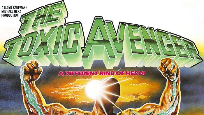 Tutta la saga di Toxic Avenger!!!