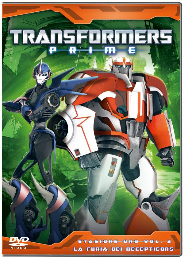 Transformers Prime: la raccolta continua!