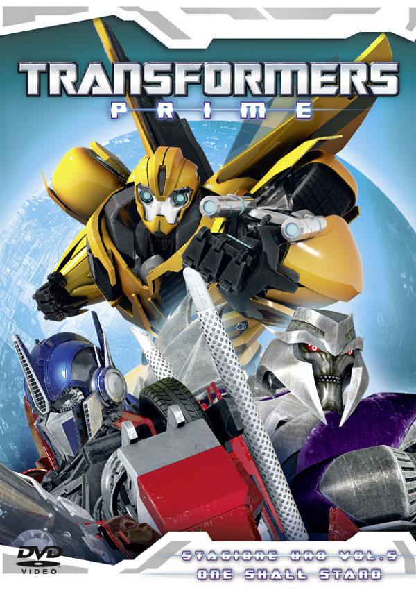 Si completa la prima stagione di Transformers Prime!