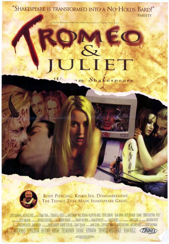 Tromeo e Juliet prossimamente da DigitMovies!