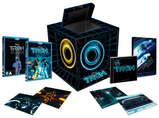 Tron legacy: ancora limited edition!