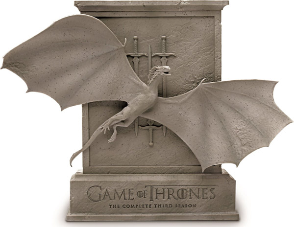 Si apre la pietra de Il Trono di Spade!