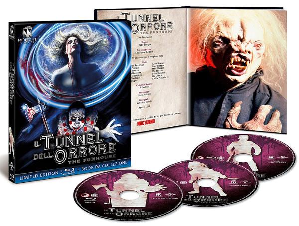 Tobe Hooper inedito nel Tunnel dell'orrore!