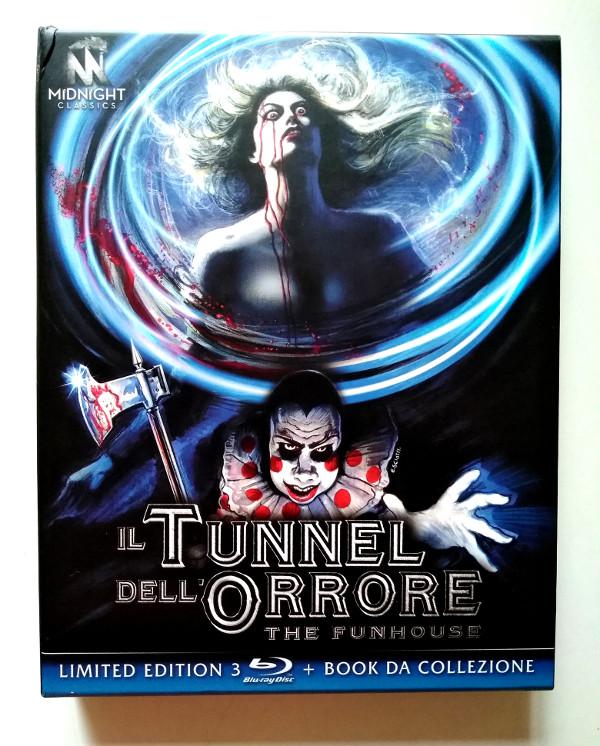 Anteprima Il tunnel dell'orrore!