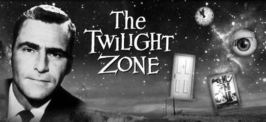 I Blu-Ray di The twilight zone attraversano l'oceano