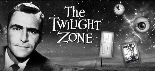 I Blu-Ray di The twilight zone attraversano l'oceano