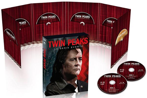 Twin Peaks 3 dal 21 Marzo!
