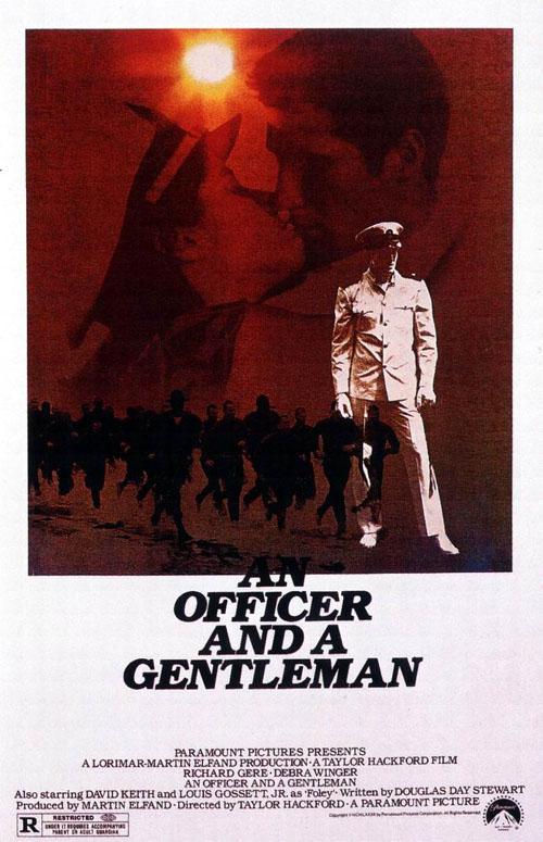 Video al top per Ufficiale e gentiluomo in Blu-Ray!