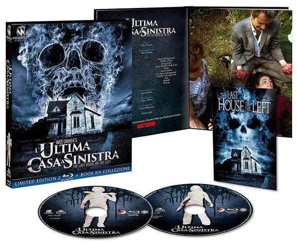 L'ultima casa a sinistra Midnight Factory: il packshot!