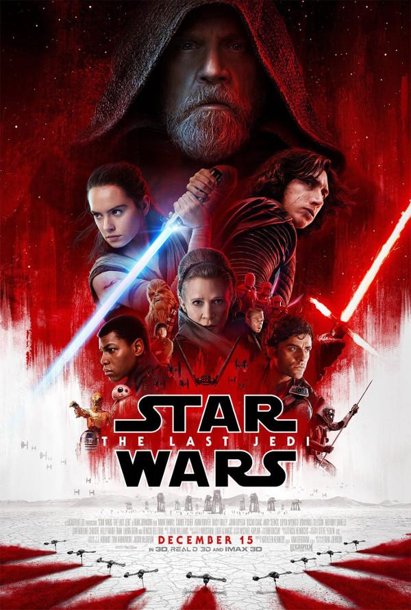 Trailer ufficiale per Gli ultimi Jedi