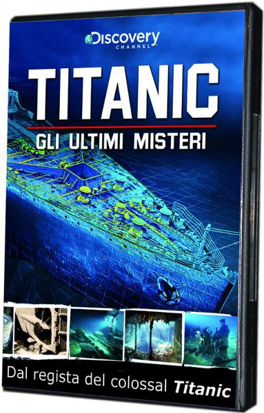Titanic: James Cameron è anche nei documentari!