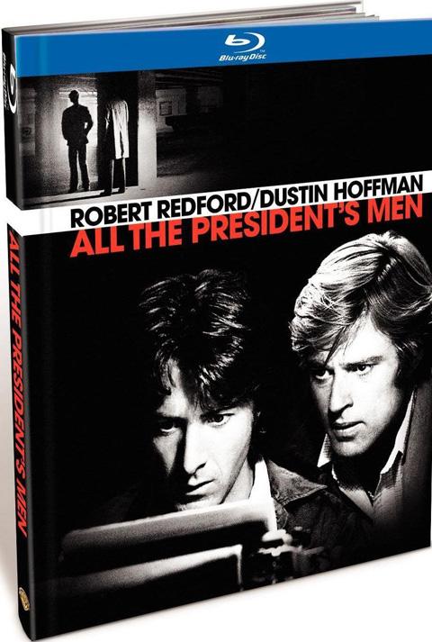Tutti gli uomini del presidente: Blu-Ray digibook Warner