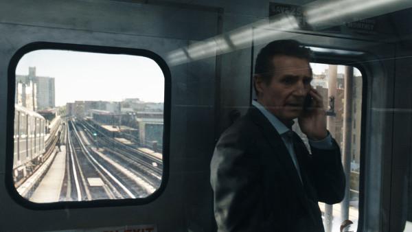 Liam Neeson è L'uomo sul treno!