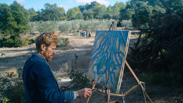 Van Gogh secondo Julian Schnabel!