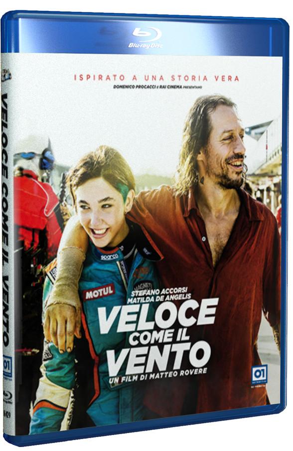 Il cinema italiano va Veloce come il vento!
